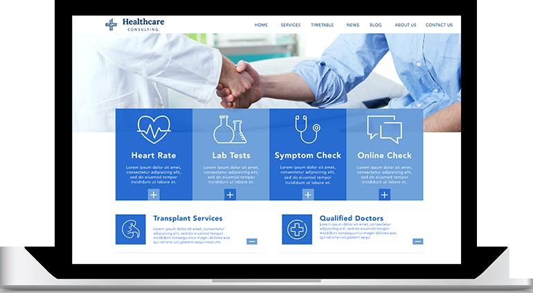 Web Designing Service Company