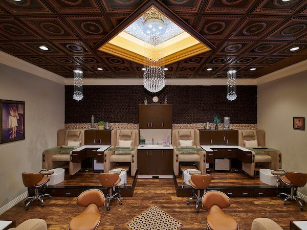 Nail Care Services Peoria | Five Senses Salon