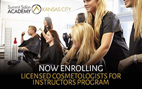 cosmetology instructor training in kansas city