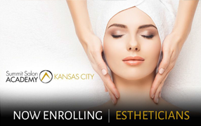 esthetician school kansas city