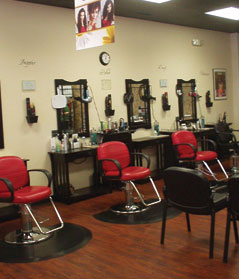 Salons in Cornelius