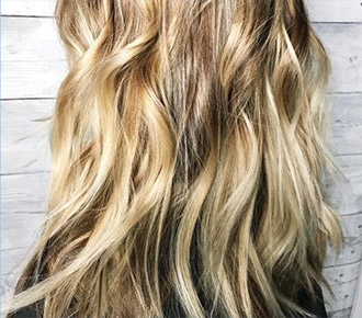 balayage ombre highlights Limerick