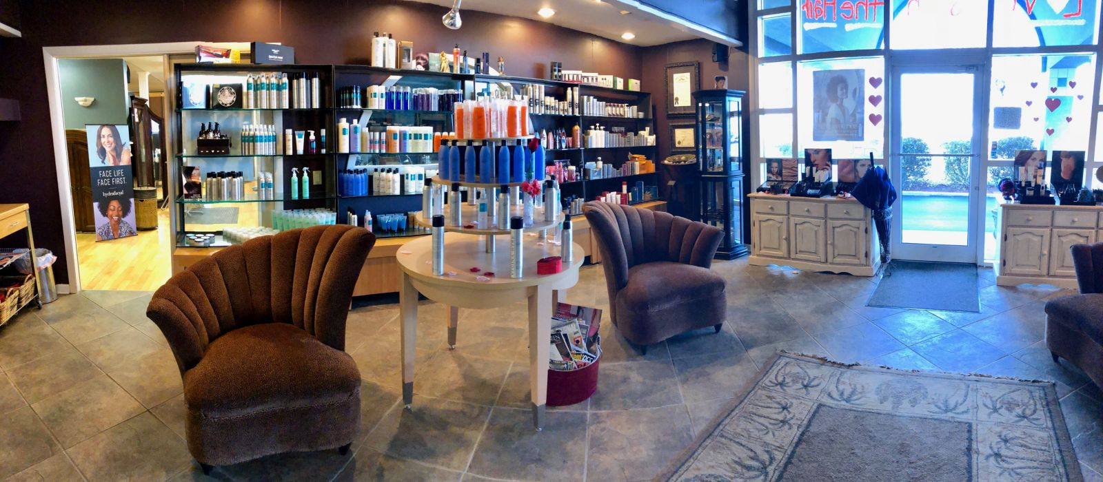 Hair Salon Products Bowling Green Ky