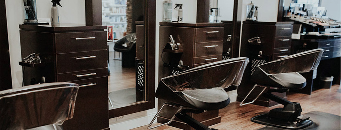 hair salon in Knoxville