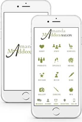 salon app Knoxville