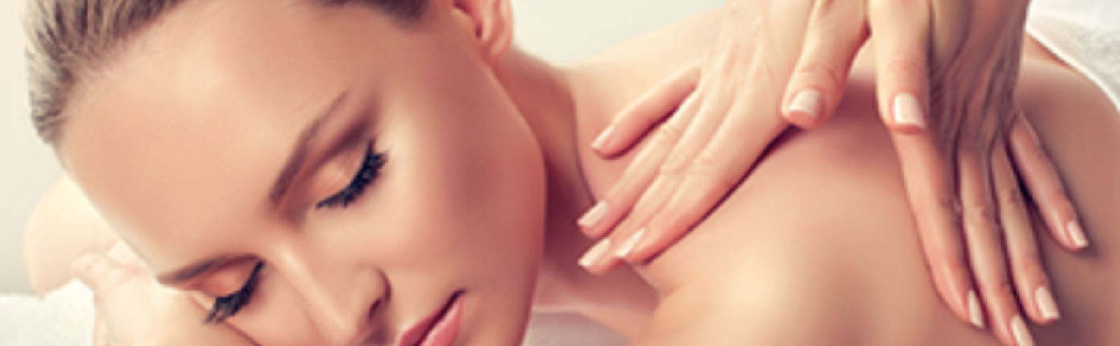 Body Massage Banner