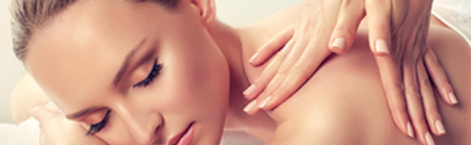 Body Massage Banner