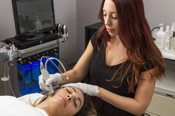 HydraFacial MD Treatment in Wellesley Hills