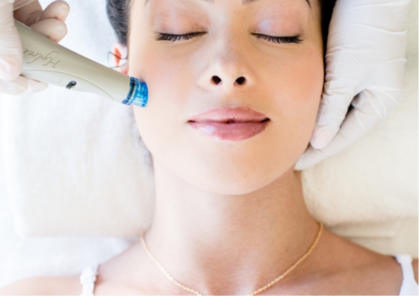 HydraFacial Treatment in Peabody