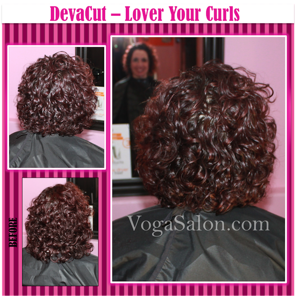 Curly hair? You need a DevaCut!