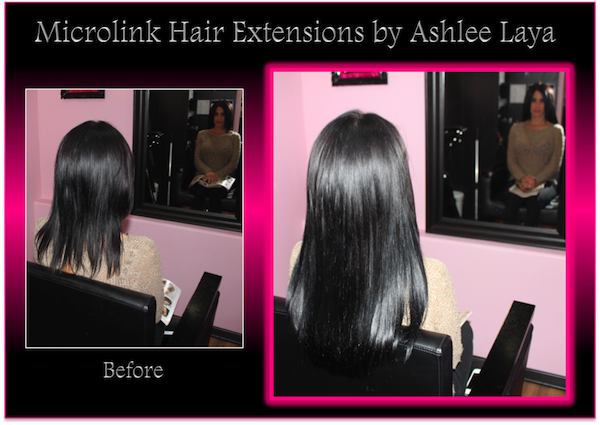 Hair Extensions by Ashlee Laya