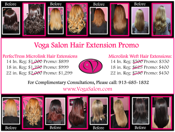 Best Hair Extensions in Kansas City