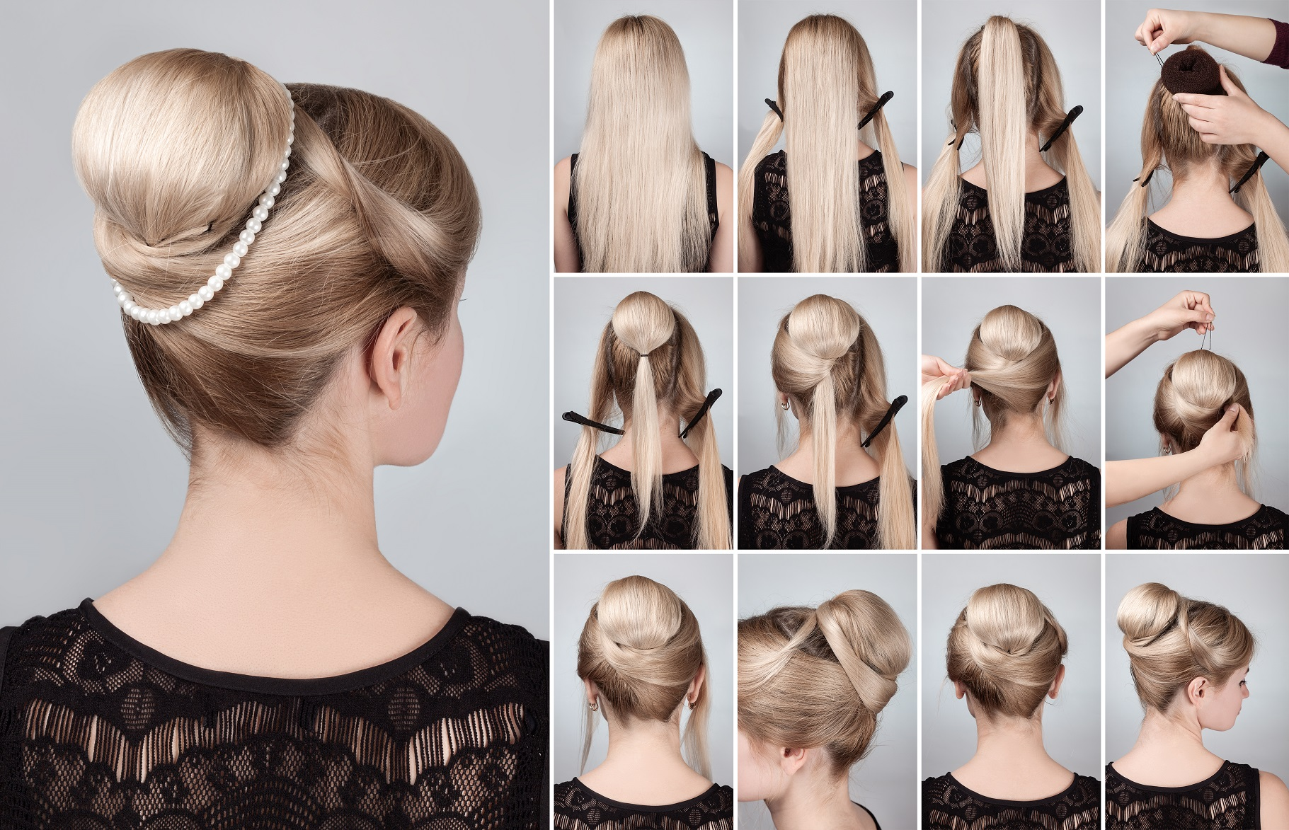 Decisions, Decisions – Choosing A Formal Hairstyle