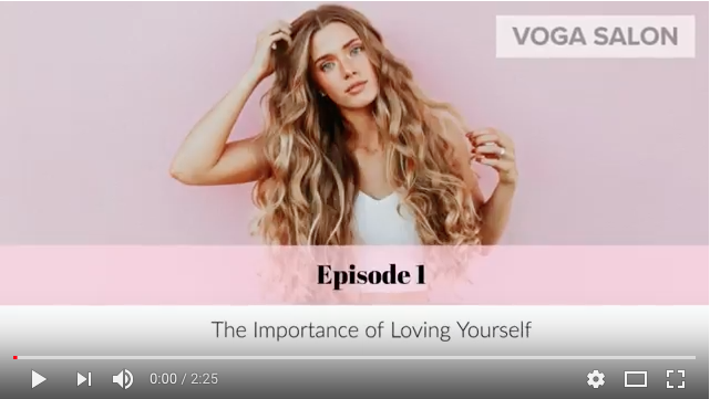 Episode 1: The Importance of Loving Yourself