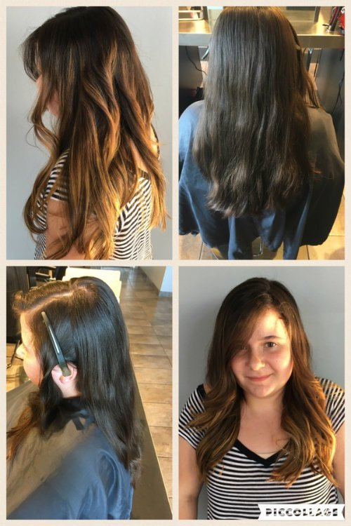 Before & After by Ashley