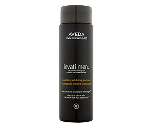 new invati men™ nourishing exfoliating shampoo