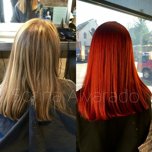 Before & After by Sorina