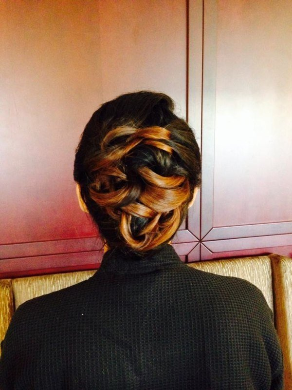 Hair style 4