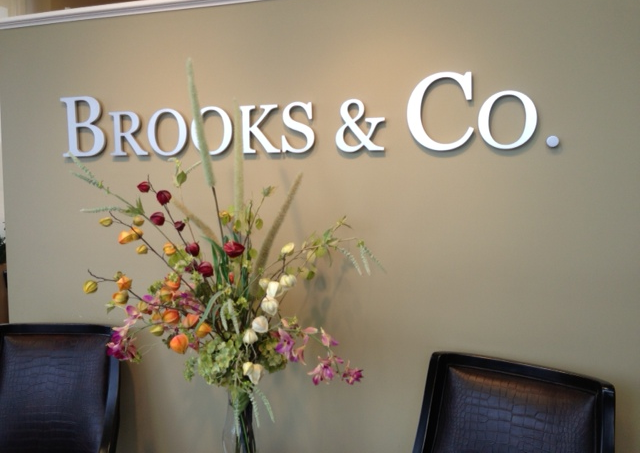 Welcome to Brooks & Co.