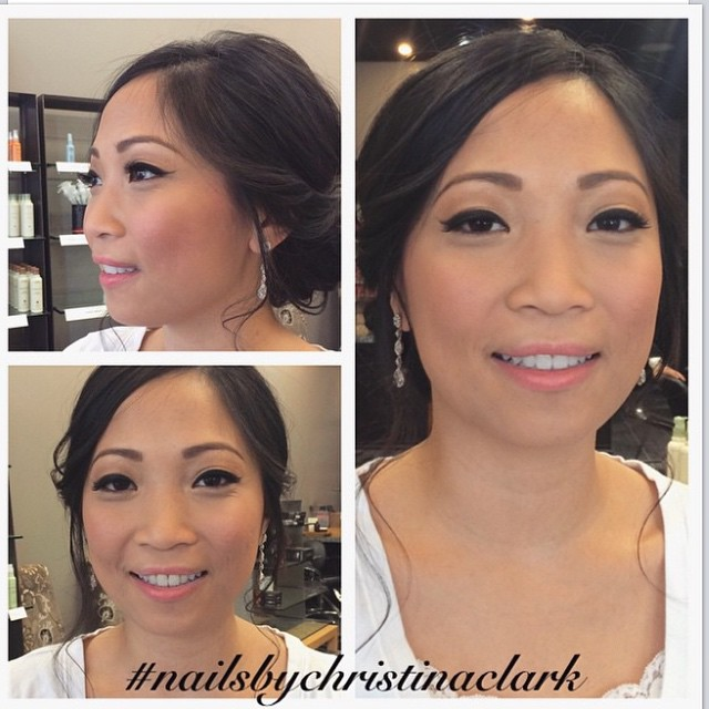 Hair & Makeup Wedding Trial
