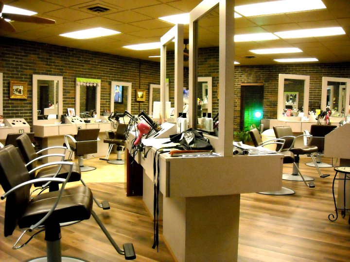 Stylist Stations
