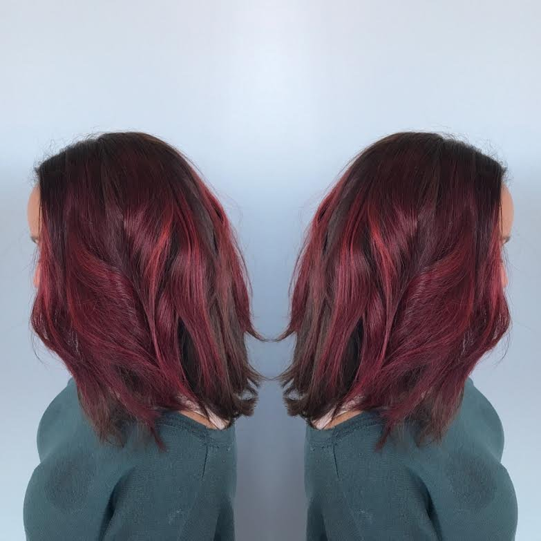 Cut & Color by Samantha