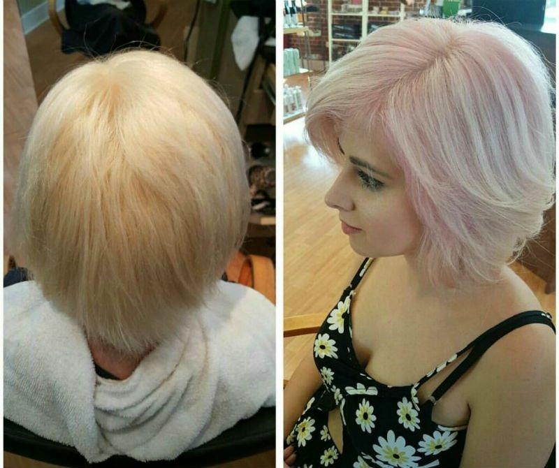 Pastel Pink Color