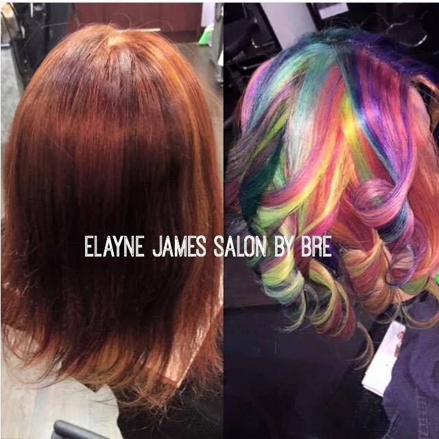 Elayne James Salon