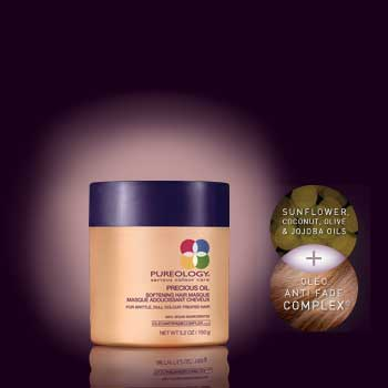 Pureology Precious Oil Softening Hair Masque