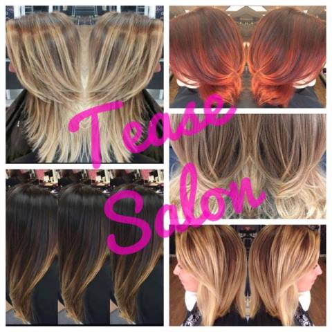 Tease Salon Creations!