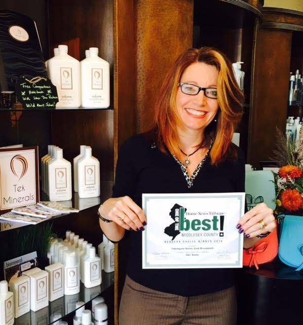 Home New Tribune Best of the Best Salon Award