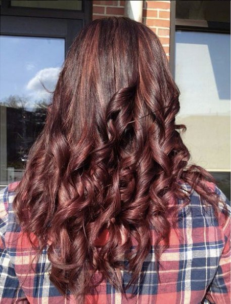 Women Hair Color Salon