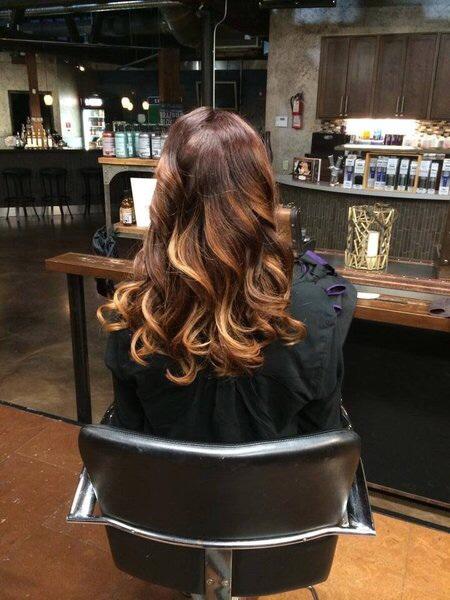 Hair by Kristina Horton