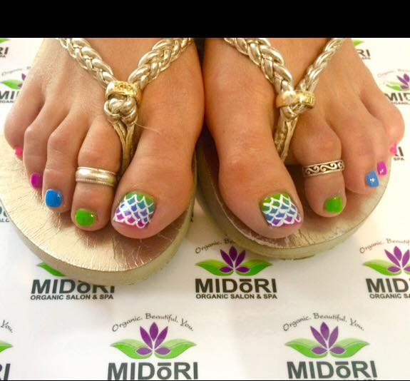 Splash into Summer with Mermaid Toes!