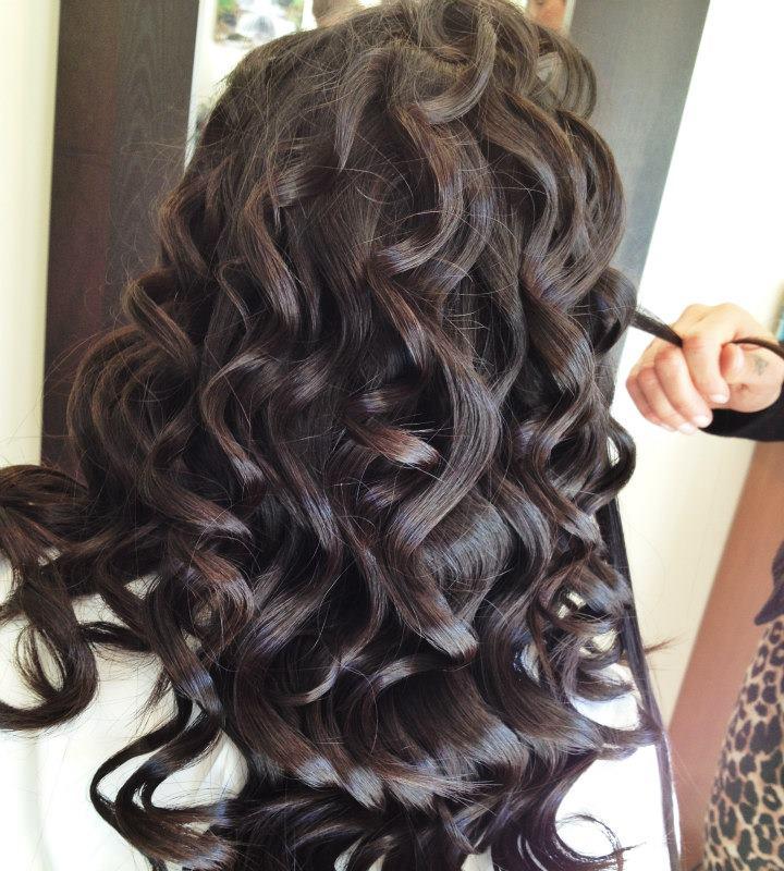 Classic curls
