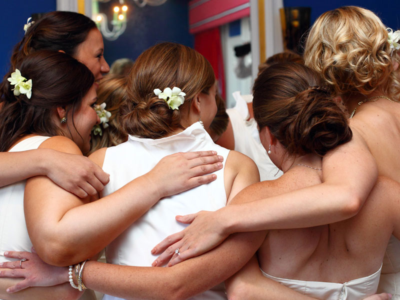 Wedding at Congress Hall