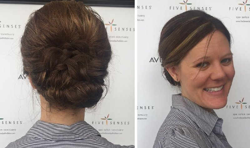 Up-do by Jailyn!