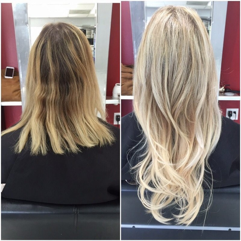 Balayage & Hair Extensions