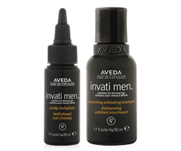 invati men™ travel-size 2-step system