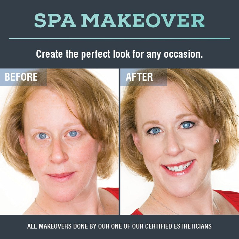 Spa Makeover
