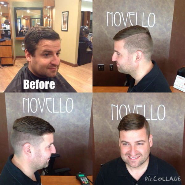 Novello Salon Gallery