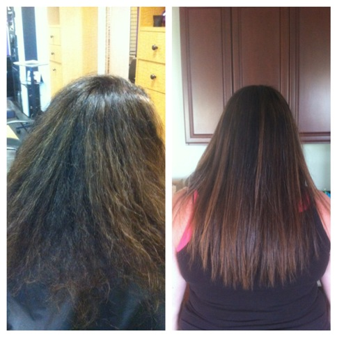 Keratin Smoothing Services