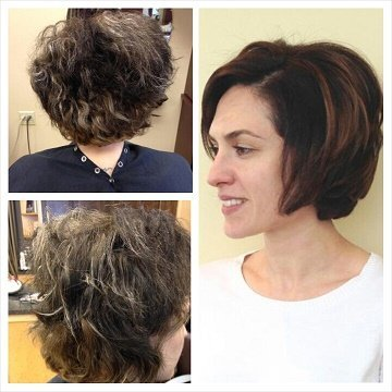 Color, cut and style with one of our stylists!