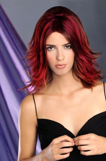 Creative Hair Color