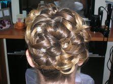 Bridal Curls & Updo
