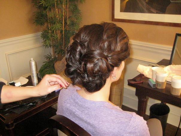 Bridal Hair by Jenni