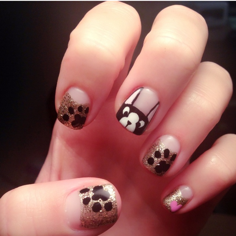 Puppy LOVE Nails