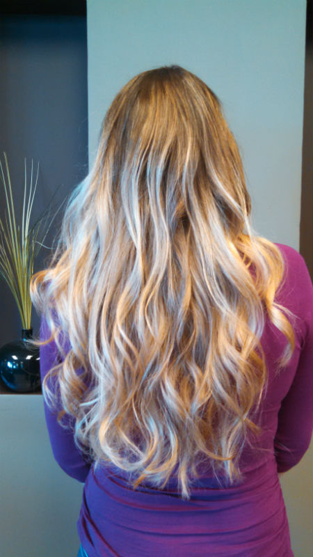 Ombre by Alexis