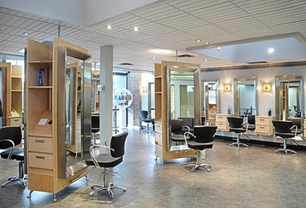 Valentino's Grande Salon