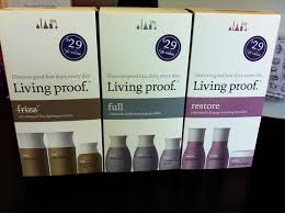 Living Proof Travel-Size Kits